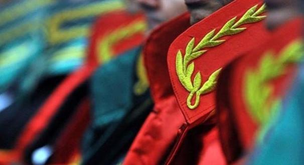 Hakimler ve Savcılar Kurulu HSK Yeni Logosunu Duyurdu